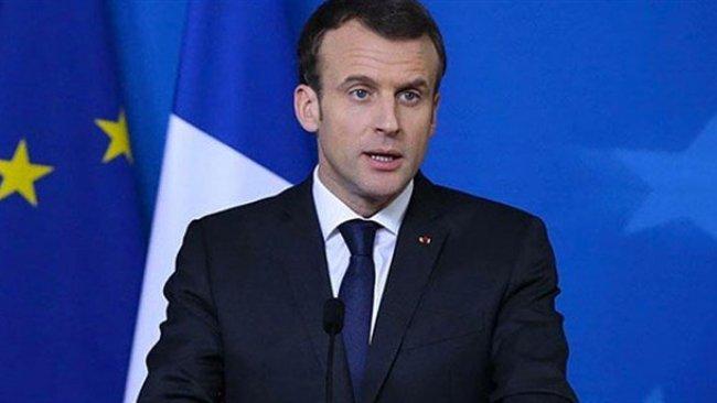 İran'dan Macron'un nükleer anlaşmayla ilgili açıklamalarına tepki