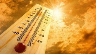 Irak'ta, Asya kıtasında ölçülebilen en yüksek sıcak rekoru