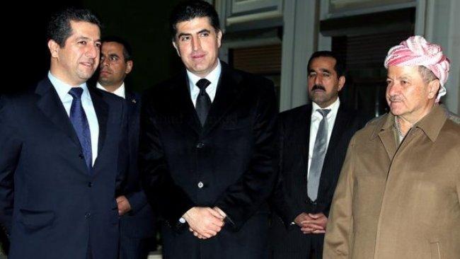 'Başkan Barzani önderliğinde güçlü bir Kürdistan için çalışacağız'