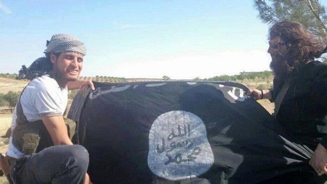 Eski IŞİD üyesine Reyhanlı'da cenaze töreni