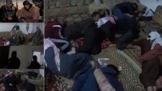 IŞİD esir aldığı Iraklı askerleri infaz etti