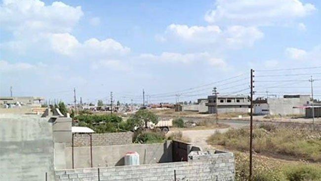 Kerkük'te Kürt mahallelere hizmet verilmiyor