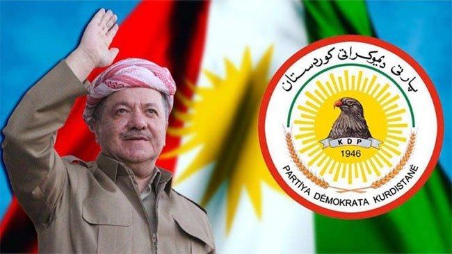 Başkan Mesud Barzani'den Mesrur Barzani'ye tebrik