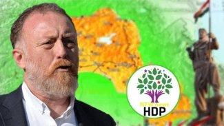 HDP'den 'Kurdistan' Kelimesine Sansür.