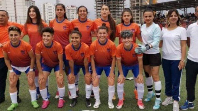 Kadın futbol maçında 'Kürtçe' tartışması