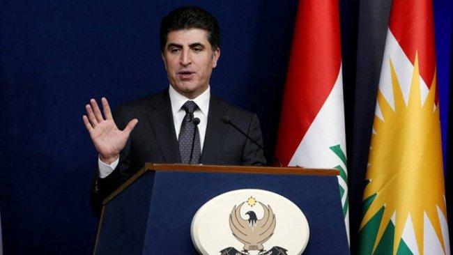 Neçirvan Barzani'nin yemin töreni Dünya basınında