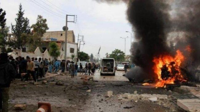Rakka'da DSG'ye saldırı