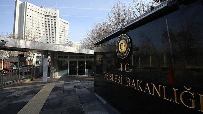 Türkiye'den ABD'ye: Kabul edilemez