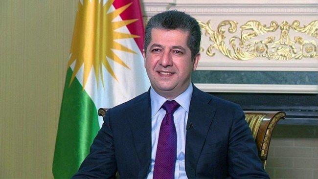 ABD'den Mesrur Barzani'ye destek mesajı