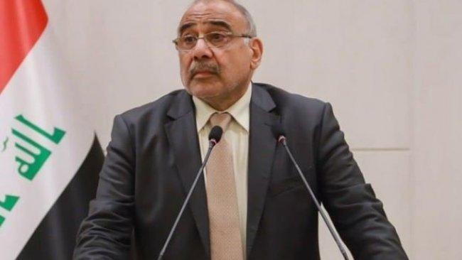 Abdulmehdi: İstifa niyetim yok