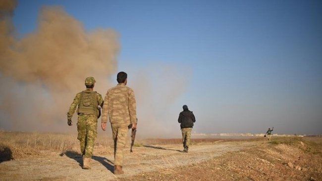 Kerkük'te IŞİD operasyonu: 3 ölü