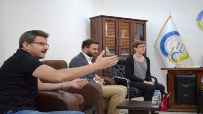 Belçikalı yetkili: Suriye'de Kürtlerin katılımı olmadan çözüm gelişmez