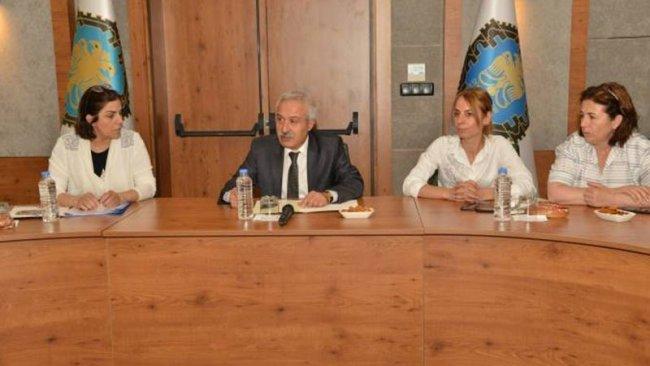 HDP'li belediye eşbaşkanları Diyarbakır için buluştu