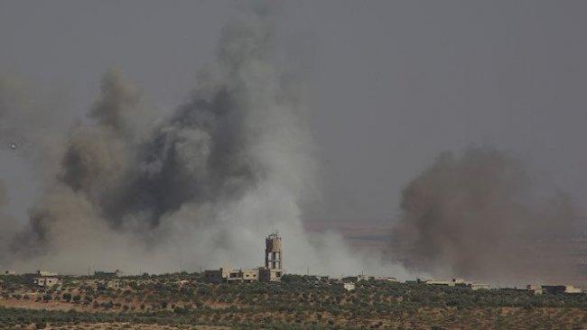 İdlib'de sular ısınıyor.. Suriye güçlerinden TSK noktasına saldırı