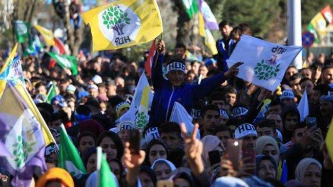 TBB yönetiminde HDP'ye kontenjan ayrılmadı