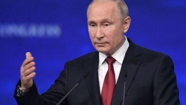 Putin: Suriye'de ulaşılan sonuçlar,  İran, Türkiye ve Rusya'nın ortak başarısı