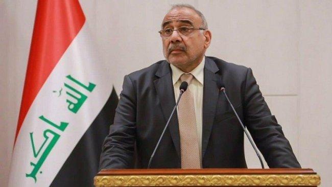 Abdulmehdi'den Erbil'e önemli ziyaret.. İşte gündemdeki konular!