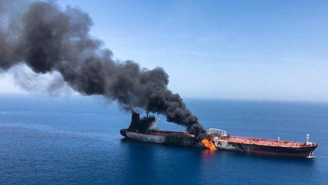 İngiltere: Saldırının sorumlusu İran