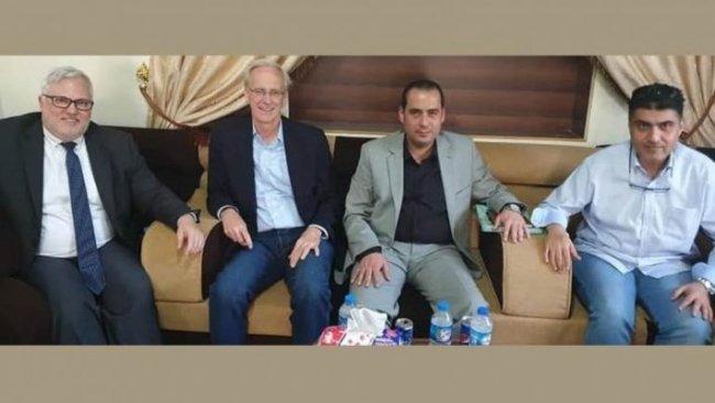 MSD, Suudi bakanın Deyr ez Zor ziyaretinin ayrıntılarını anlattı
