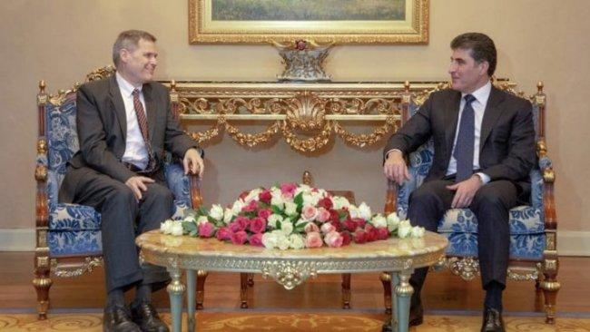 ABD: Kürdistan'a desteğimiz devam edecek