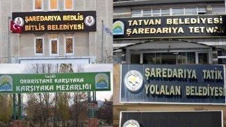 Bitlis'te geri takılacağı söylenen Kürtçe tabelalarda gelişme yok!