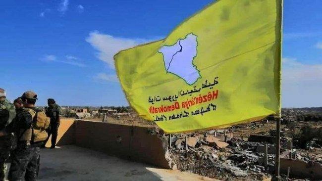 DSG'den Rakka'da IŞİD'e operasyon