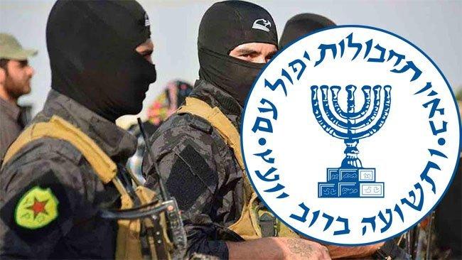 İDDİA: Mossad, YPG ile dostane İstihbarat servisi kurmak istiyor