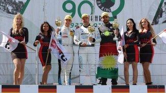 Kürt sürücü Almanya'da Formula birincisi oldu