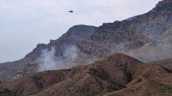 Şırnak'ta çatışma: 8 PKK'li ve 1 asker yaşamını yitirdi