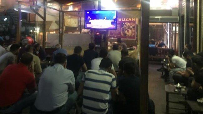 Diyarbakır kahvelerinde 'düello' heyecanı: Kürt demeyi öğrenemediler