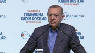 Erdoğan: Hiç kimseyi dışlamadık, ötekileştirmedik