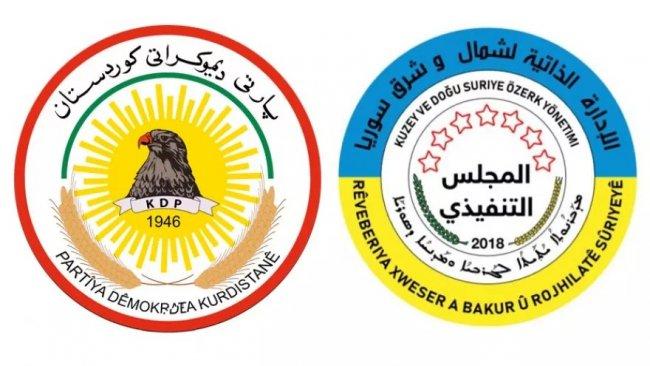 KDP ile Rojava heyeti arasında kritik görüşme