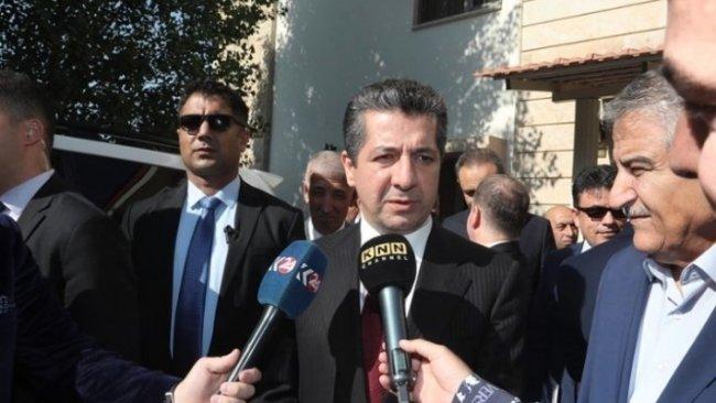 Mesrur Barzani'den yeni hükümet açıklaması