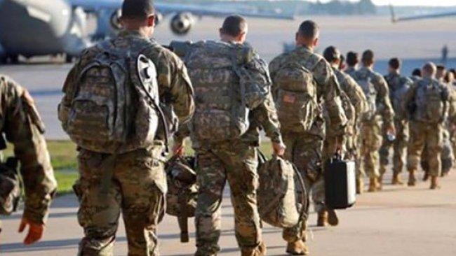 ABD'den Orta Doğu'ya asker sevkiyatı