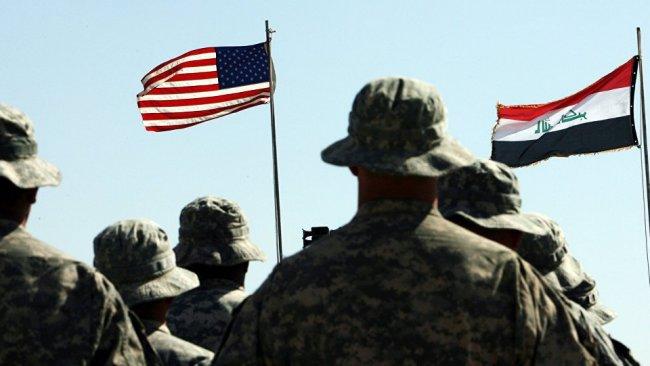 Bağdat'ta ABD'li askerlerin kaldığı askeri kampa füze saldırısı