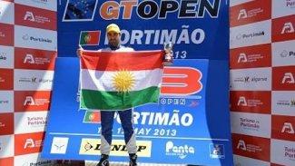 Kürt Formula pilotu: Kürdistan Bayrağı'nı hak ettiği yere çıkaracağız