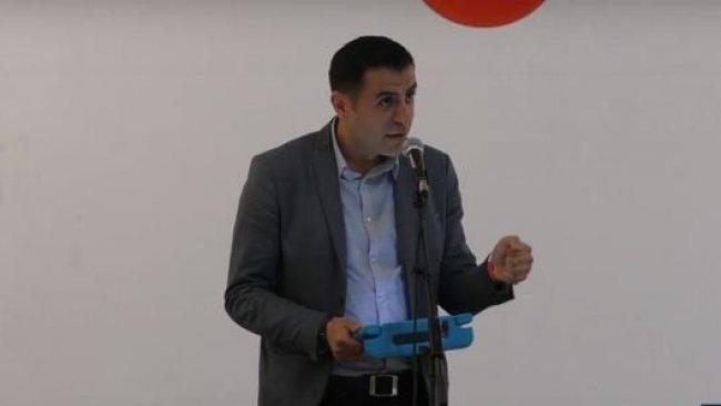 Kürt siyasetçi Danimarka'da başkan yardımcılığına seçildi