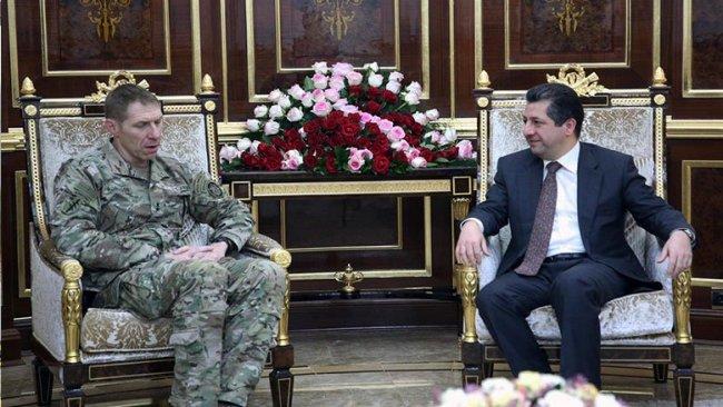 Mesrur Barzani: Kürdistan ve Suriye'de koordinasyon devam etmeli