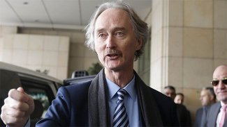 MSD yetkilileri ile BM Suriye Özel Temsilcisi görüşecek