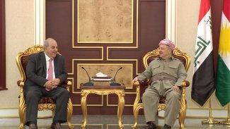 Allavi: Demokrasinin korunmasında Başkan Barzani'nin rolü çok etkili