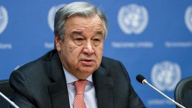 BM Genel Sekreteri'nden Rusya ve Türkiye'ye Suriye çağrısı