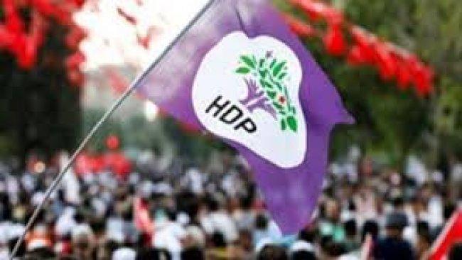 HDP'den İstanbul kararı
