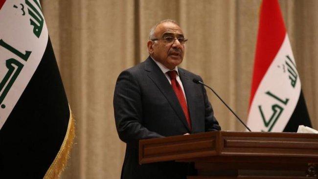 Irak Başbakanı Abdulmehdi'den Necmeddin Kerim açıklaması