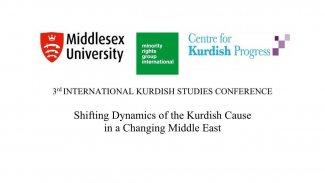 Londra'da Uluslararası Kürt Çalışmaları Konferansı