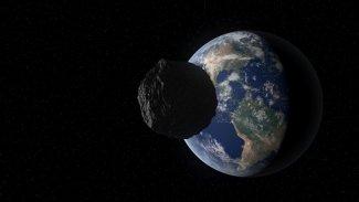 NASA paylaştı: 101 bin kilometre hızla Dünya'ya yaklaşıyor!