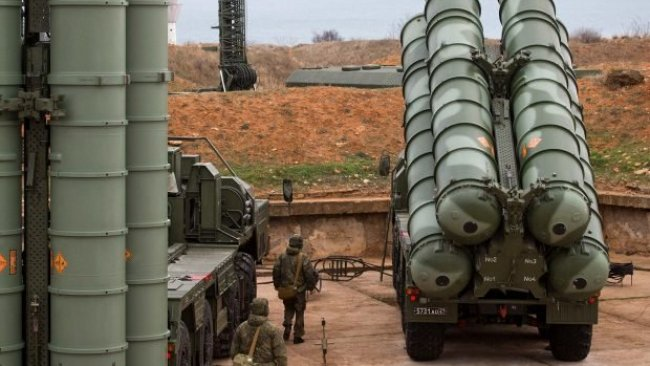 ABD: S-400'ler üzerinden Türkiye'ye yaptırım uygulanabilir