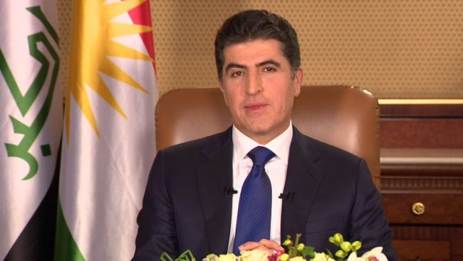 Başkan Neçirvan Barzani, Bağdat'ta
