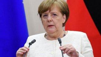 Merkel'den Kürt devleti açıklaması