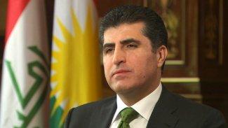 Neçirvan Barzani'den taziye mesajı
