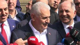 Yıldırım: Neçirvan Barzani her iki ülke için büyük bir fırsat